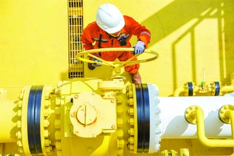 Kritische Öl- und Gasdichtungen wurden innerhalb von vier Stunden hergestellt, getestet und geliefert