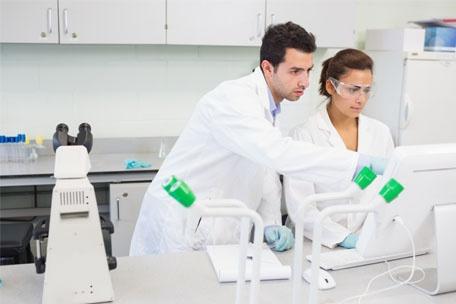 Biowissenschaftliches Entwicklungsprojekt kann dank der Dichtungen von PPE fortgesetzt werden